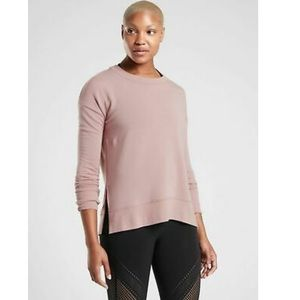 Athleta Tops - Athleta Coaster Luxe Sweatshirt